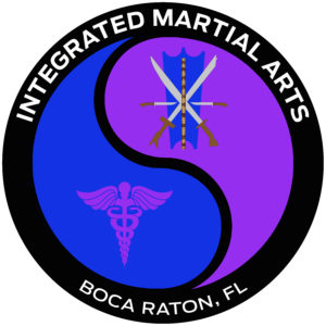 Integrated Martial Arts Blue, Purple,Black copy